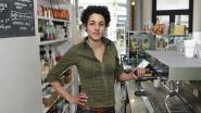 Barista Melanie Nunes te gast bij Markant in Herzele