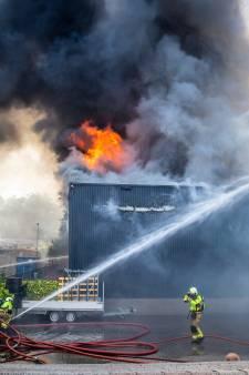 'Communicatie bij grote branden is een zooitje'