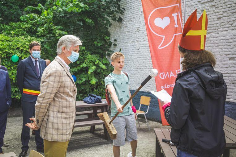 Beetje vreemd qua timing: een interview met Sinterklaas.
