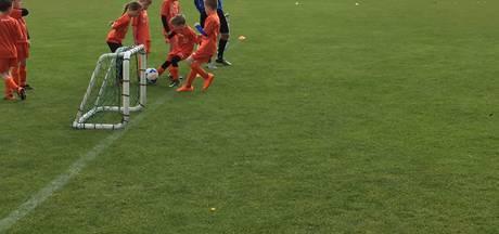 Dribbelen als Messi en scoren als Ronaldo bij vv Heeswijk