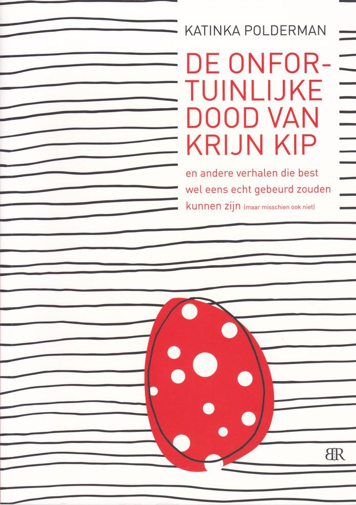 cover De onfortuinlijke dood Katinka Polderman 2014