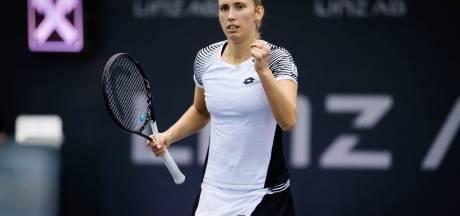"""Elise Mertens, en finale du dernier tournoi WTA de l'année à Linz: """"Ce sera un moment spécial"""""""