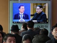Noord- en Zuid-Korea donderdag om de tafel voor eerste topoverleg