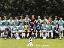 Hoe DVC Den Dungen het vrouwenvoetbal op de kaart zette: 'Het was een mooi avontuur'