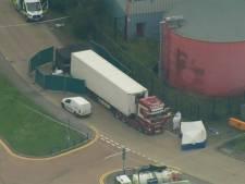 39 doden aangetroffen in vrachtwagencontainer in Engeland