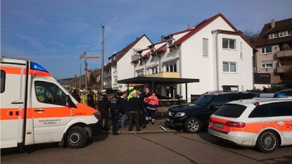 Vier mensen dood aangetroffen in huis in Duitsland, mogelijk omgekomen door C0-vergiftiging
