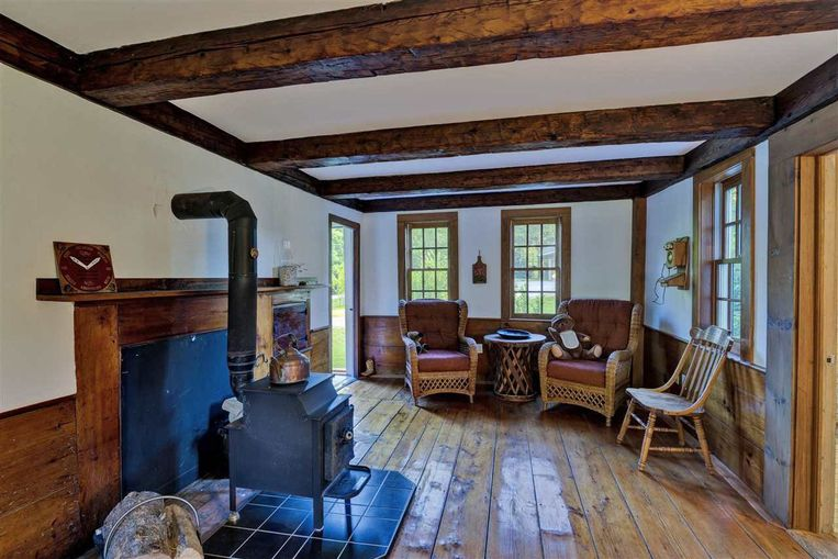 De villa van Ghislaine Maxwell in New Hampshire.