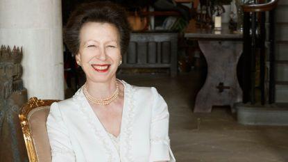Britse prinses Anne viert zeventigste verjaardag met nieuwe militaire titels