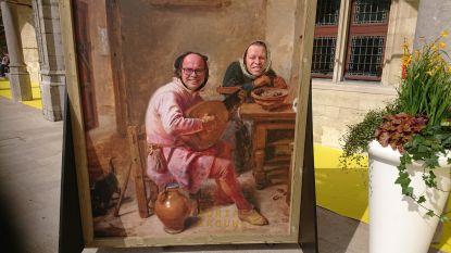 Duik eens in een schilderij van Adriaen Brouwer