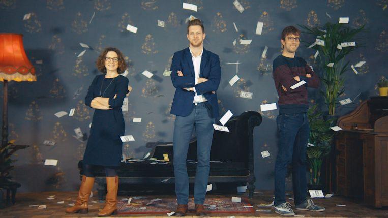 Drie beleggers, zowel beginnende als meer ervaren, kregen elk 20.000 euro.