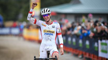 Aerts neemt Van Aert nu ook in Wereldbekercross Iowa te grazen