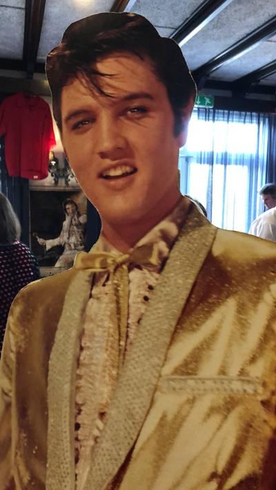 In de harten van fans in Rijsbergen: Elvis leeft!