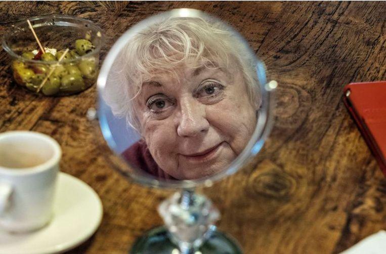 Ingeborg Elzevier. Beeld Patrick Post
