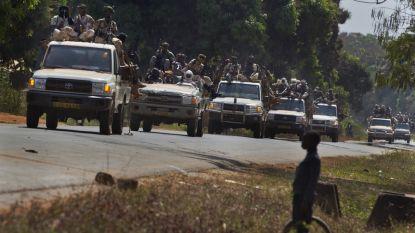 Gevechten in Centraal-Afrikaanse Republiek : 10.000 mensen vluchten naar ziekenhuis