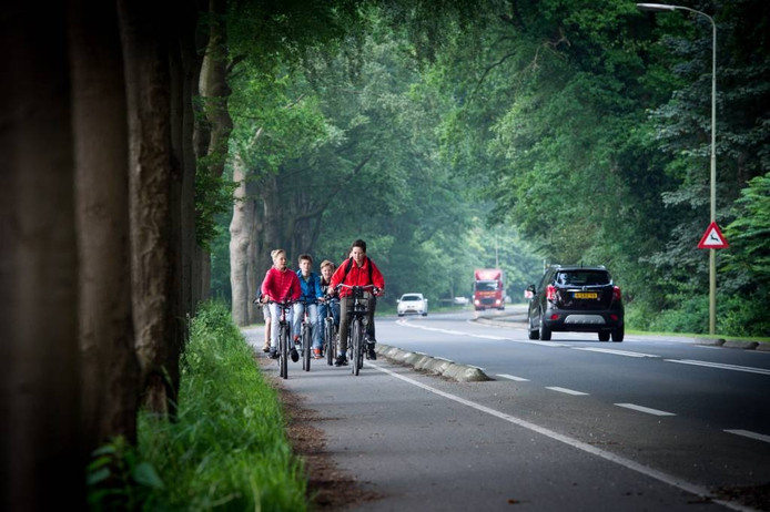 De Heerderweg.