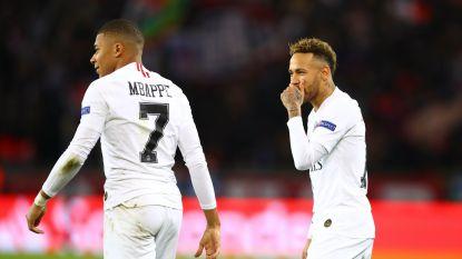 """L'Équipe: """"PSG moet Mbappé of Neymar verkopen"""", topclub met financiële zorgen is woest"""