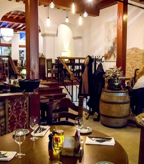Dit restaurant is een oase van rust in de Bergse binnenstad