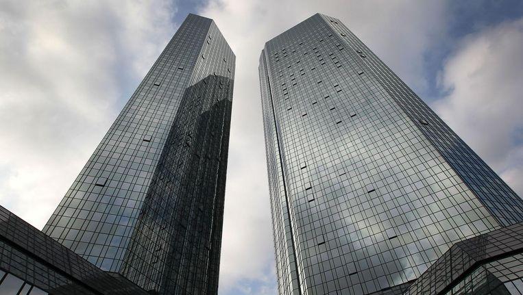Het hoofdkwartier van Deutsche Bank in Berlijn. Beeld anp