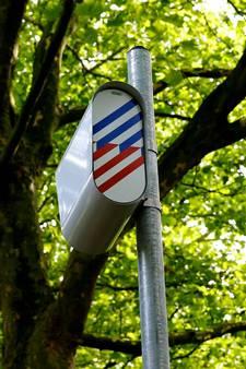 Enschede krijgt nieuwe digitale flitspaal op de Zuiderval