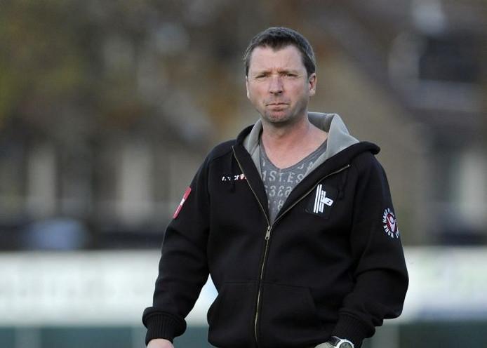 Trainer Henne Oostermeijer.