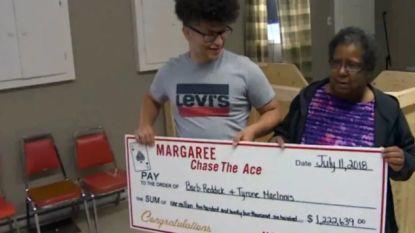 """""""Tyrone krijgt geen cent, voor mij is hij dood"""": neef en tante winnen samen 780.000 euro, maar daar denkt zij duidelijk anders over"""