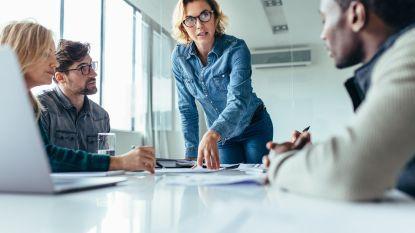 Belgische CEO's starten jong en zijn hoogopgeleid