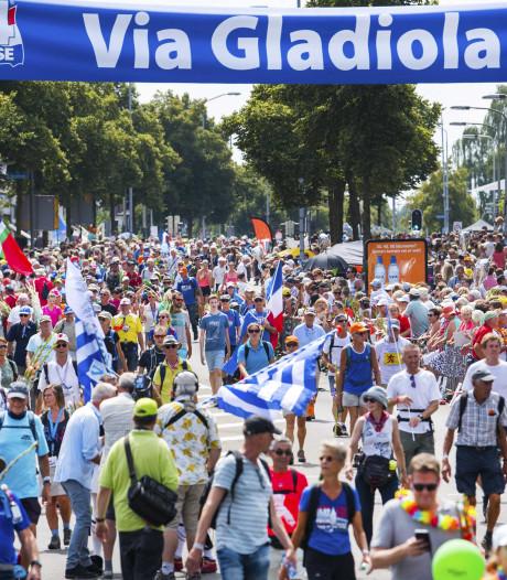 Vierdaagse wordt opnieuw iets duurder: deelname kost 84 euro