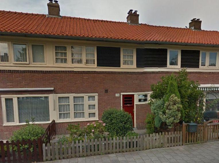 Museumwoning Tuindorp Oostzaan Beeld Google Streetview