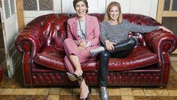 """Powervrouwen Joke Devynck en Barbara Sarafian: """"Het is heel fijn om mentaal ouder te worden."""""""