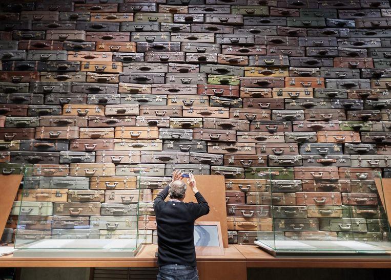 Het museum over de Tweede Wereldoorlog in Gdansk toont het lot van de Polen en burgers uit andere landen in een breed, internationaal perspectief. Beeld EPA