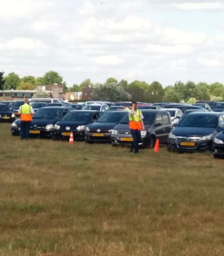 Gemeente heeft vragen over verkeer na topdrukte zaterdag in Efteling