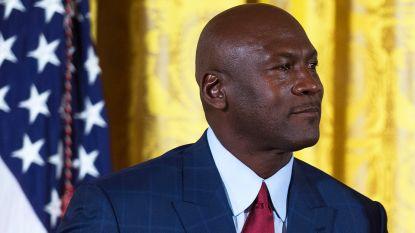 Het is Michael Jordan menens: basketballegende trekt 88,5 miljoen euro uit voor organisaties die strijden tegen racisme