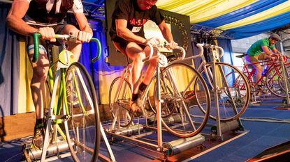 Koers op rollen fietst Pallieterfeesten op gang