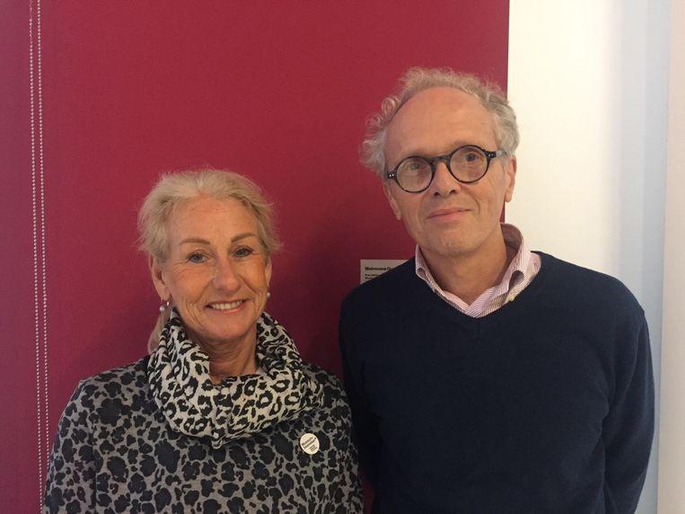 Marijke (60) en Harry (62) Beeld Pieta Verhoeven