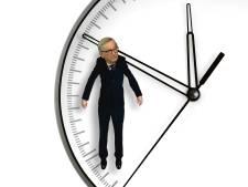 Blijf nou eens van die klok af!