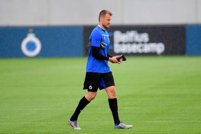 Nouveau gros coup en Pro League: Simon Mignolet a signé pour cinq saisons avec le Club de Bruges.