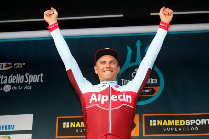 Marcel Kittel won ook de tweede etappe van Tirreno-Adriatico.
