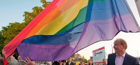 Regenboogvlag gaat niet wapperen bij raadhuis Borculo