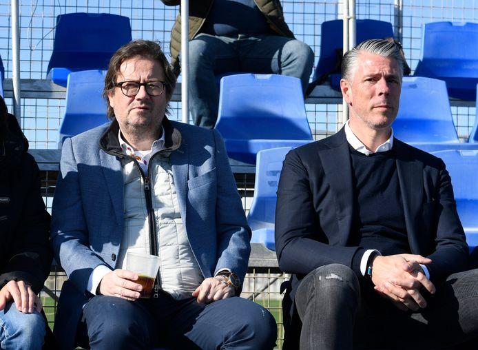 Marc Coucke en Michael Verschueren.
