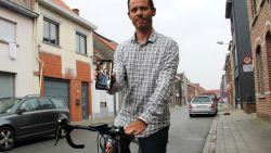 Vincent plande een benefietrit, maar fietst nu laatste eerbetoon voor overleden ALS-patiënt Dave