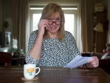 Riet Rensen werd tegen wil en dank 1.500 euro rijker: Dit geld is niet van mij