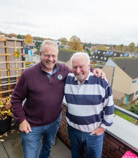 Buren Fred en Gerrit uit Den Dolder: 'Ik hoef maar te bellen en Fred komt me helpen'
