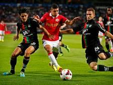 NEC-thuis doorgaans simpel klusje voor PSV