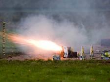 EOD laat illegaal vuurwerk in Spijkenisse ontploffen