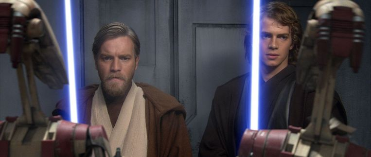 Still uit Revenge of the Sith Beeld Outnow