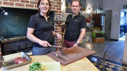 Anja en Hans heropenen restaurant 't Genoegen