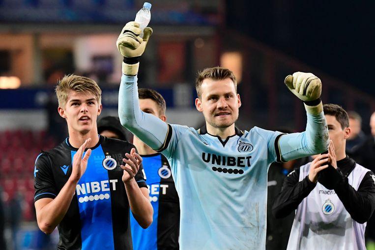 De kalender was Club Brugge raakt stilaan propvol