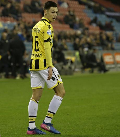 Jong Vitesse kraakt dorpsclub Dongen op weg naar topper