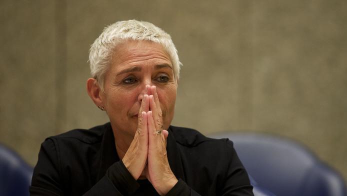 Staatssecretaris Wilma Mansveld van Infrastructuur
