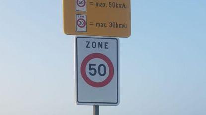 Zonaal snelheidsplan laat nog drie snelheden toe in Herzele